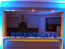 Bildlogo vom Jugendcafé