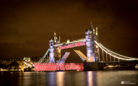 London is calling - Titelbild