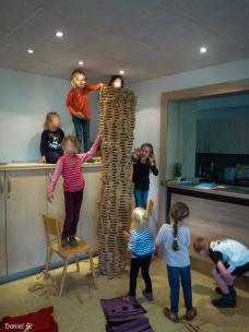 Turmbau zu Berge